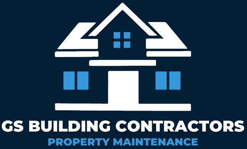 G and S building contractors logo.